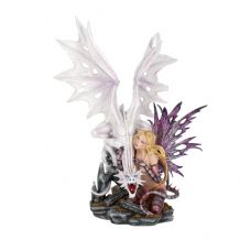 AARYA DRAGON GUARDIAN LARGE FAIRY